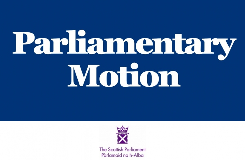 Parliamentary Motion
